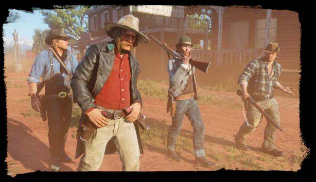 Red Dead Redemption 2 will have online multiplayer like GTA Online
