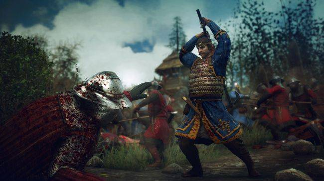 Ancestors Legacy's new singleplayer campaign arrives with a trailer