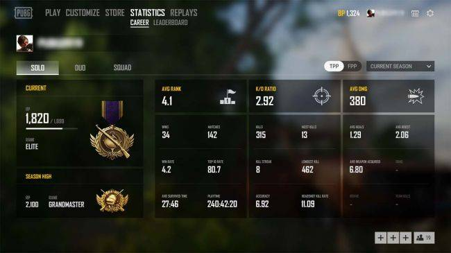 PUBG's latest update finally adds a ranking system to the game