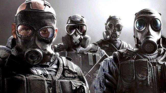A Rainbow Six movie is coming