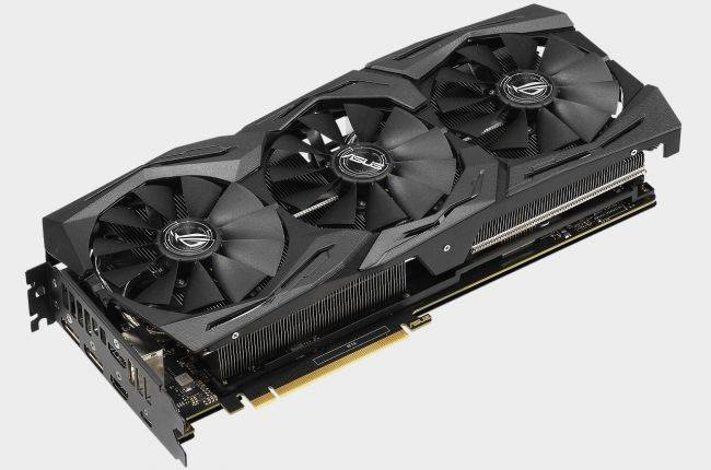 Asus unveils a barrage of custom cooled GeForce RTX 2070 graphics cards