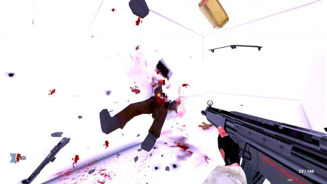 Maximum Action enters Early Access looking like a mashup of Half Life and Max Payne