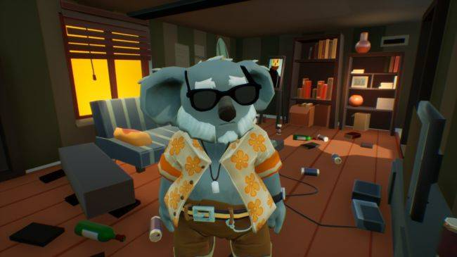 Stone is a 'hip-hop stoner noir' about a private investigator koala