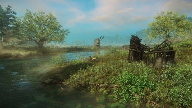 Amazon's MMO New World shows off new environment screens, begins alpha test