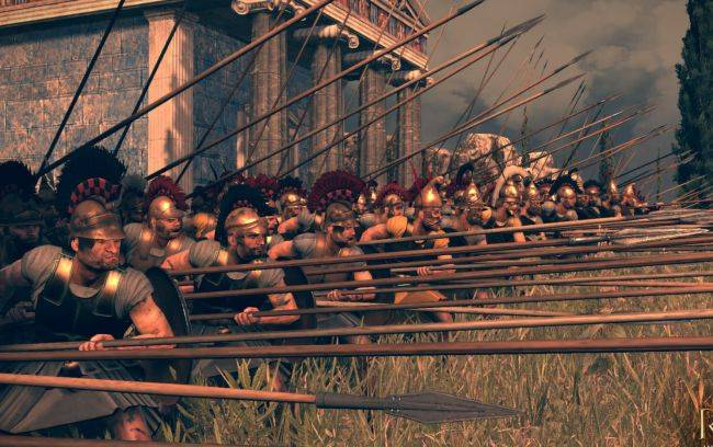 Total War: Rome 2 is getting review-bombed on Steam because of women generals