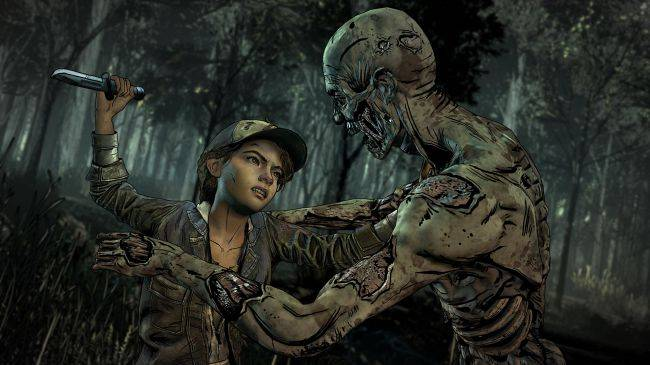 Telltale is working with 'multiple potential partners' to finish The Walking Dead: The Final Season