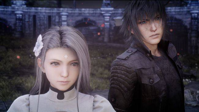 Final Fantasy 15 gets a new questline and Tomb Raider crossover in latest update