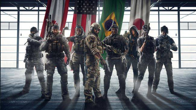Rainbow Six Siege Year 1 operators price has been dropped until next year