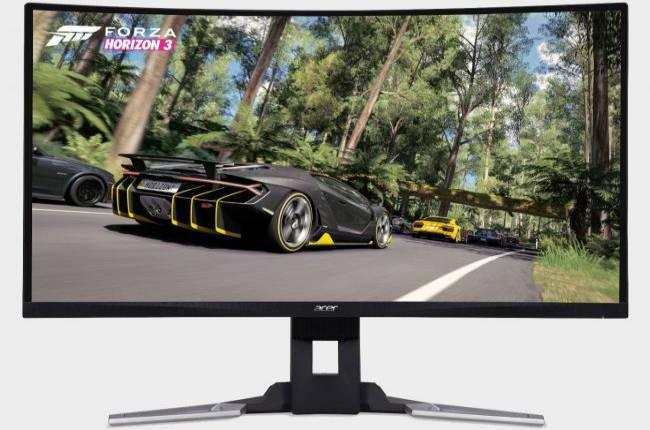 Acer unveils a pair of big and fast 1440p FreeSync monitors with HDR support