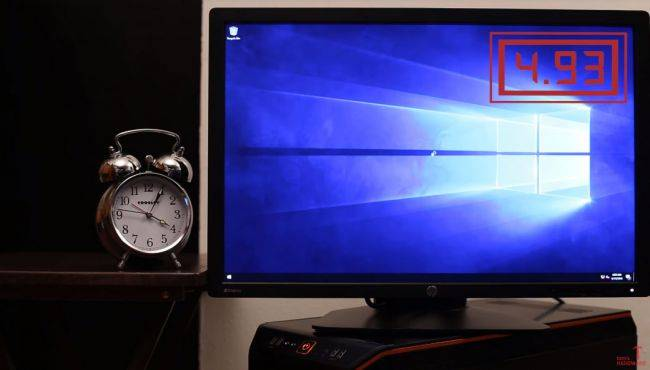 This Windows 10 PC has an insanely fast boot time of just 4.9 seconds