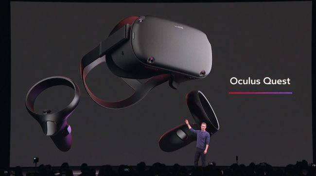 Oculus Quest announced: a wireless VR headset for $399