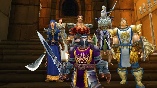 BlizzCon Virtual Ticket holders will get to play a World of Warcraft: Classic demo