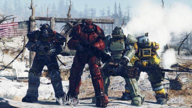Fallout 76 will not support cross-play
