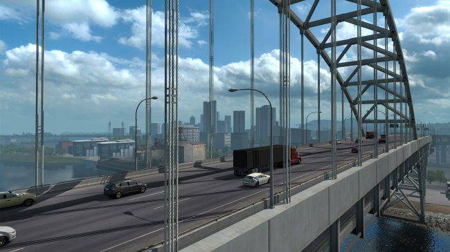 American Truck Simulator Oregon expansion due next week