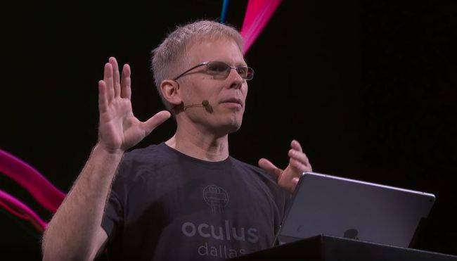 Watch Michael Abrash and John Carmack talk about the rosy future and practical present of VR