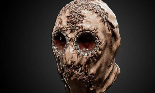 As if Scum wasn't gross enough, now you can make masks out of human skin
