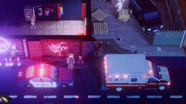 Party Hard 2 story trailer smells like violence, final demo now available