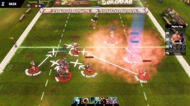 Blood Bowl: Death Zone is free to play this weekend