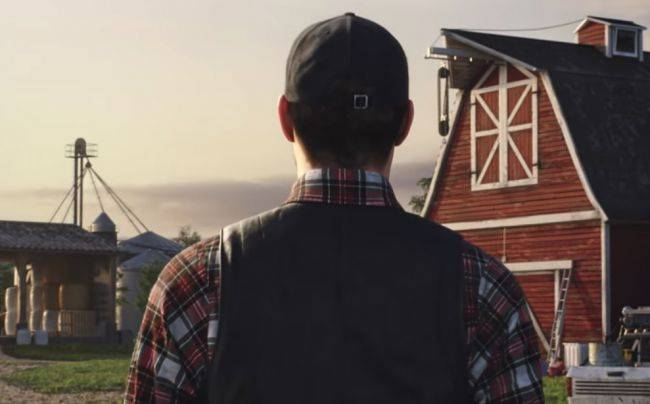 The latest Farming Simulator 19 teaser shows how you can destroy your own crops in real time