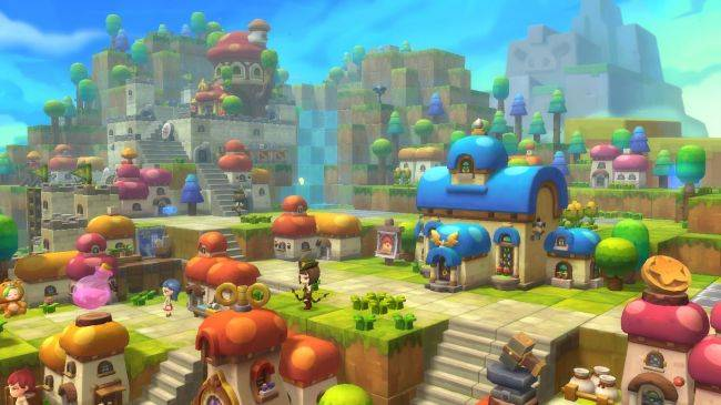 Cute MMO MapleStory 2 begins head start ahead of official launch in October