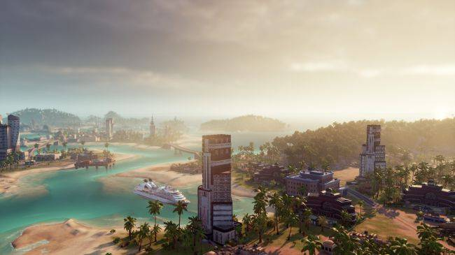 The Tropico 6 beta is live, but only if you've pre-ordered the game