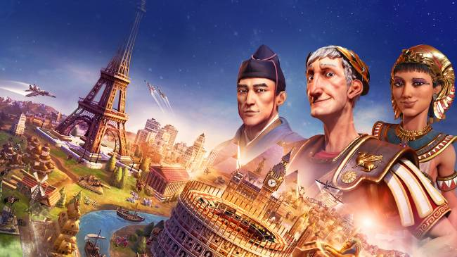 'Civilization VI' arrives on the Nintendo Switch November 16th