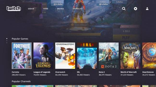 Twitch tests a redesigned Xbox One app to match the PS4