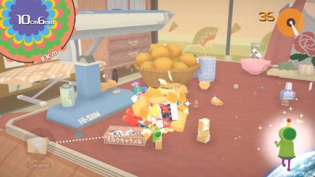 'Katamari Damacy Reroll' on Switch upgrades the original for HD