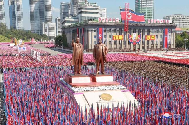 North Koreans have been hiding their identities to evade sanctions