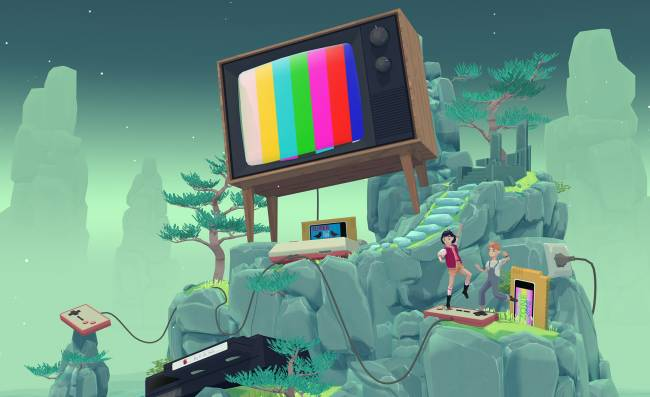 'The Gardens Between' is a bittersweet time-bending puzzler