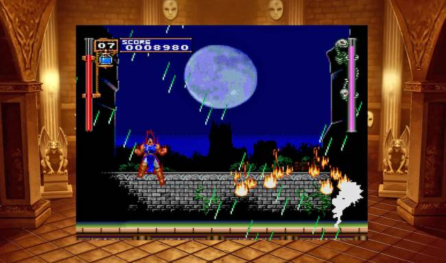 Two classic 'Castlevania' games arrive on PS4 in October