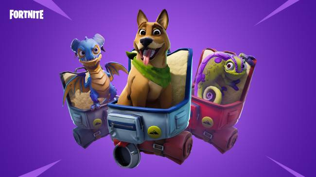 'Fortnite' season six arrives with invisibility and pets