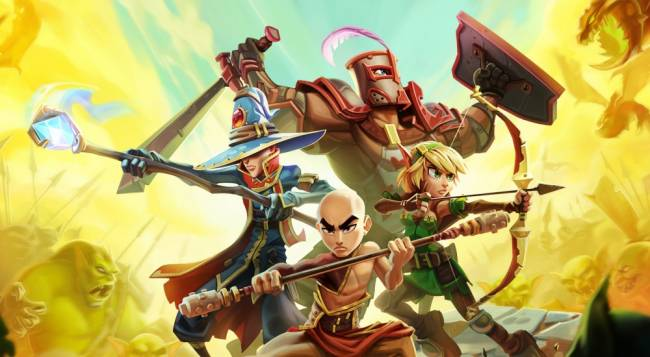 Latest Hotfix for Dungeon Defenders II Rewards You For Co-Op Play