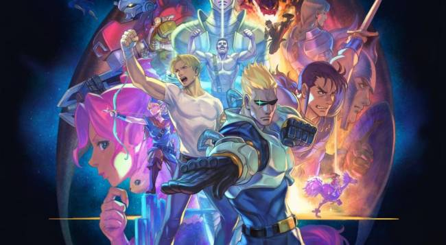 Capcom Beat 'Em Up Bundle Available Today on Consoles