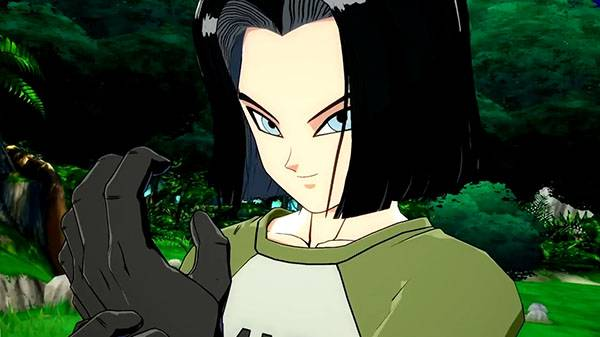 Dragon Ball FighterZ DLC characters Android 17 and Cooler launch September 28; Android 17 trailer