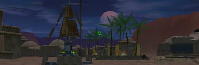 Star Wars Galaxies emulator Empire in Flames is launching its post-Endor PvP system