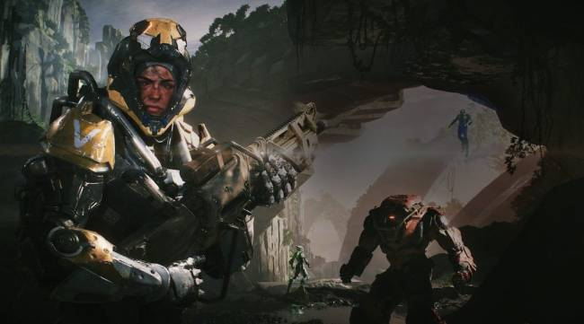 How to Play BioWare's Anthem Early