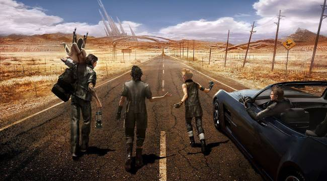 Upcoming Final Fantasy 15 DLC Will Feature New Story Content