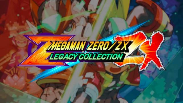 Mega Man Zero/ZX Legacy Collection Will Be on One Cartridge