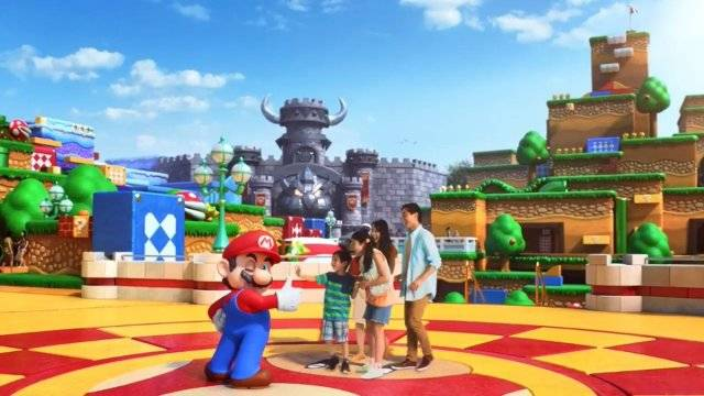 Super Nintendo World to Connect with Switch Consoles via Wristbands