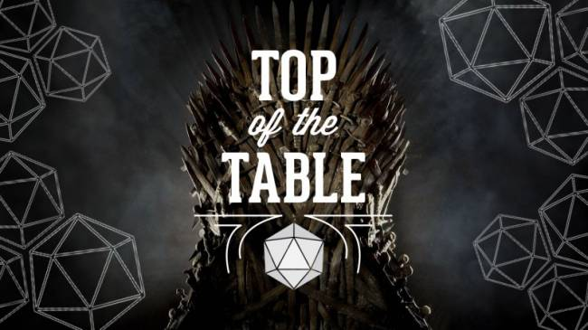 Top Of The Table – Game Of Thrones: Oathbreaker