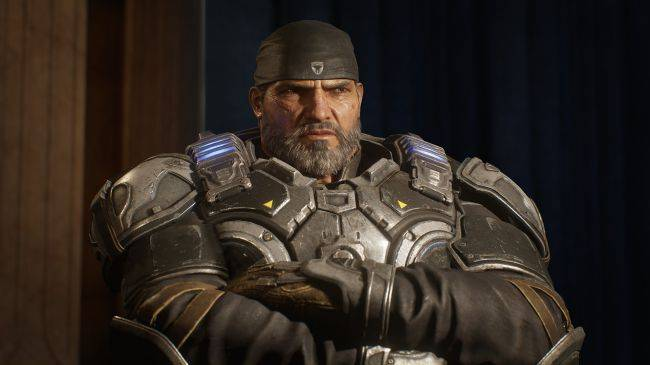 Gears 5 has a level that's 50 times bigger than any previous Gears map