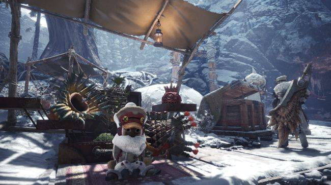 Monster Hunter World: Iceborne will reward players who help others catch up