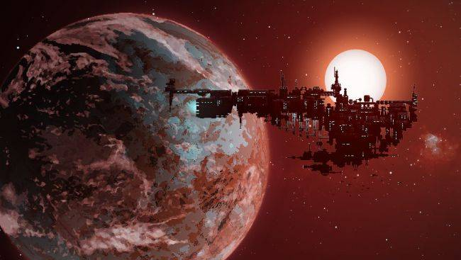 Crying Suns, the FTL-inspired strategy space opera, comes out this month