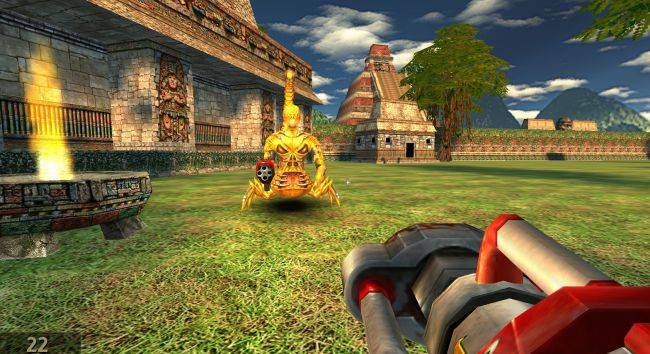 Serious Sam Classics: Revolution is finally out of Steam Early Access