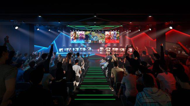 Fortress Melbourne will be Australia's largest esports arena