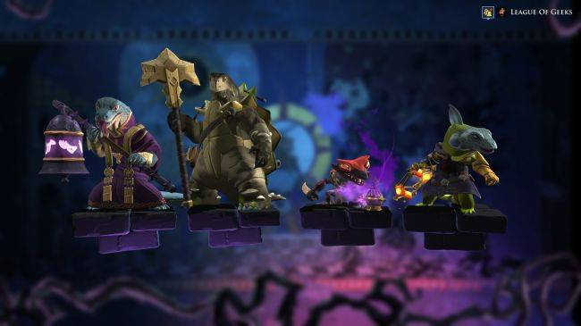 Armello's new Dragon Clan Update adds four characters and a new quest system