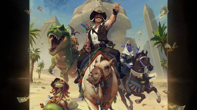 Hearthstone's next solo adventure is Tombs of Terror