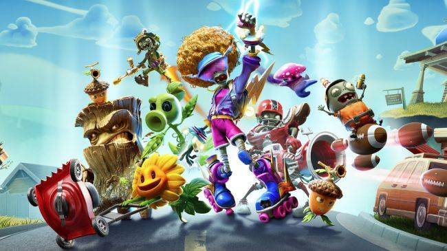 Plants vs Zombies: Battle for Neighborville is out now, sort of