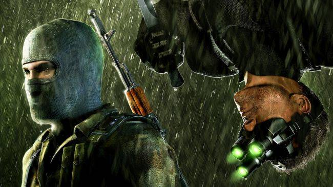 Gamestop says a new Splinter Cell game is 'on the horizon'
